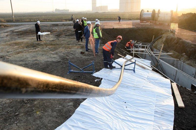 Подстанцию, которая питает больше 120 тысяч человек, реконструируют в Краснодаре