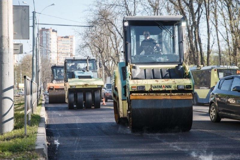 Проекты новых дорог и ремонта старых готовят власти Краснодара