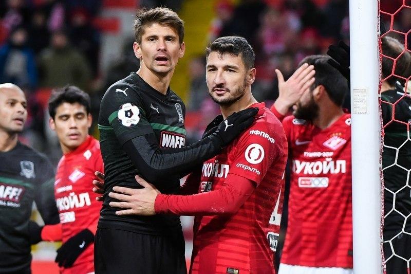 «Краснодар» перед решающим матчем с «Валенсией» остался без капитана