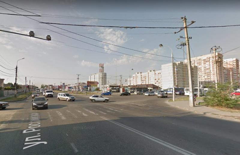 Часть улицы Российской в Краснодаре перекроют
