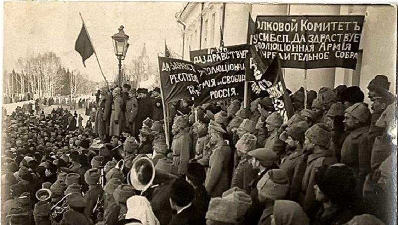 История Краснодара: как встретили горожане Октябрьскую революцию