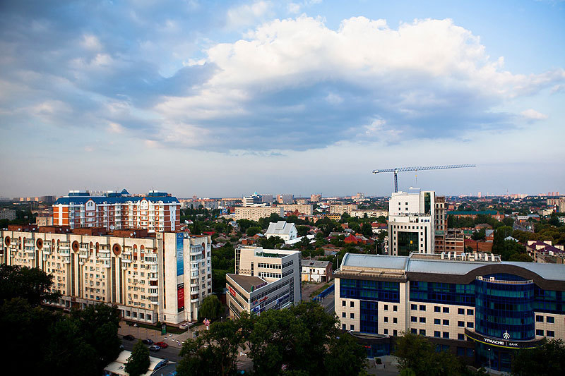 Власти сообщили о лидировании Краснодара среди крупнейших городов  ЮФО