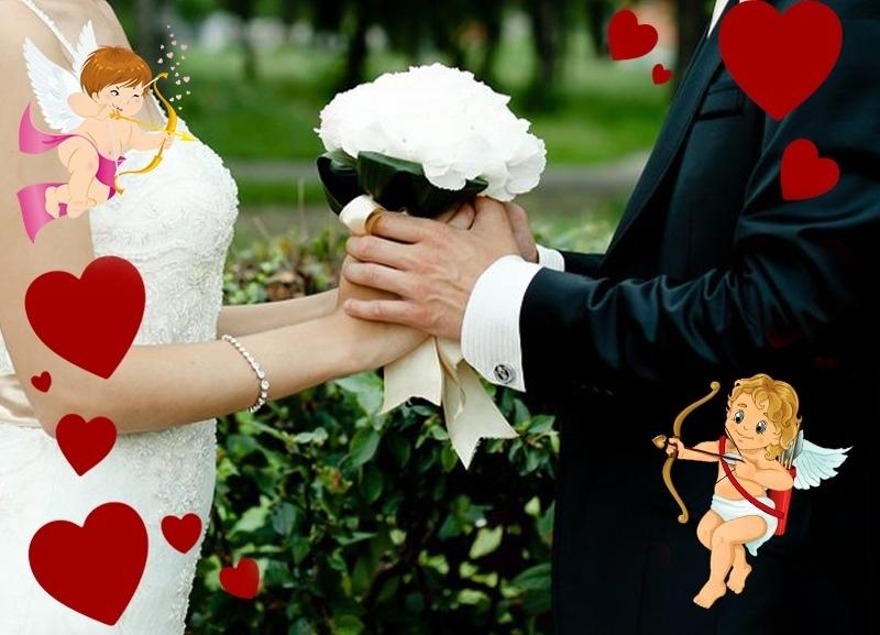 В краснодарских ЗАГСах рассказали о свадьбах в День святого Валентина