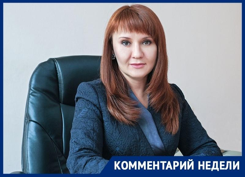 О новой мере поддержки членов ЖСК рассказала депутат Госдумы от Кубани Светлана Бессараб