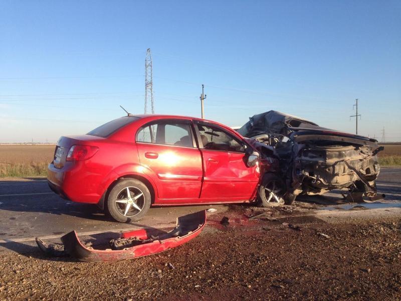 ДТП со смертельным исходом произошло в Краснодарском крае