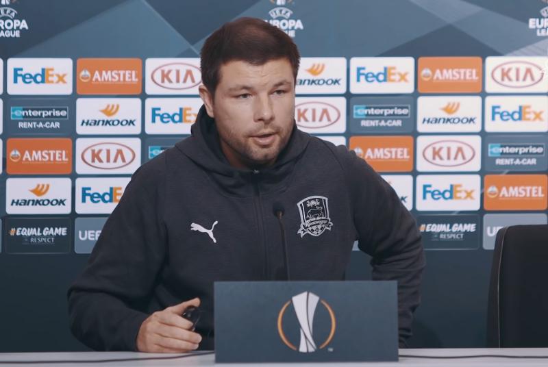 «Допустили ошибки, которые нельзя допускать», - тренер «Краснодар» после поражения от «Валенсии»