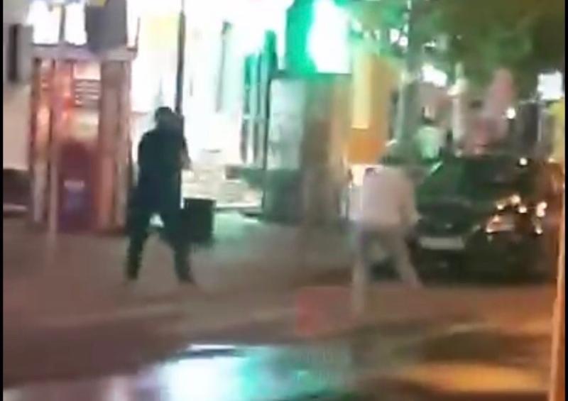 В перестрелке на улице Ставропольской в Краснодаре погиб мужчина