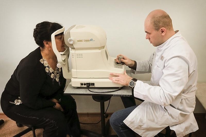 Более 1000 человек получили бесплатную консультацию врачей за день на Кубани