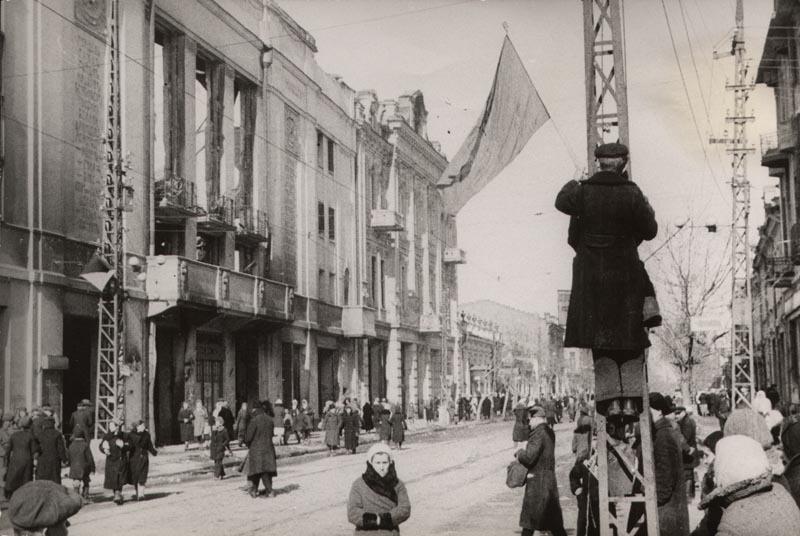 Календарь: 12  февраля - День освобождения Краснодара от немецко-фашистских захватчиков