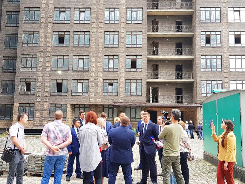 Компания АСК достроит жилой комплекс «Рич Хаус» в Краснодаре