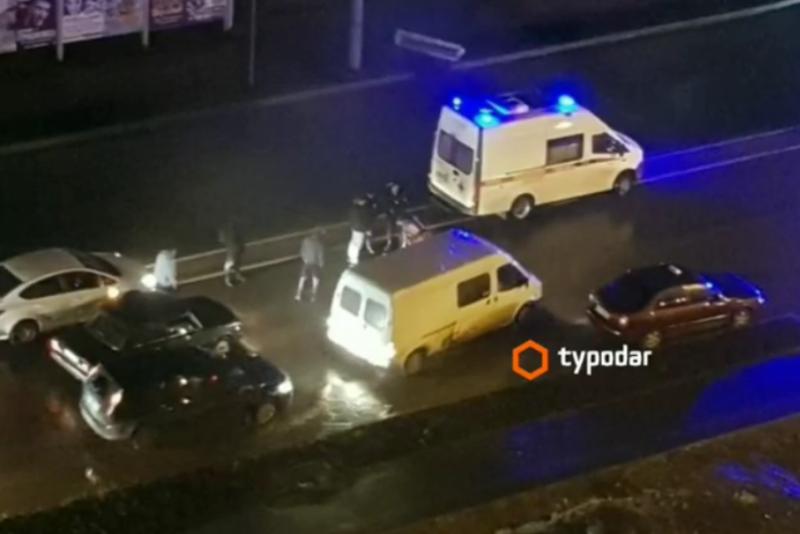 «Восточно-Кругликовская продолжает убивать людей»: из-за отсутствия света на дорогах произошло два ДТП