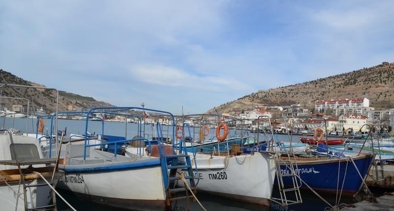 Гражданин Геленджика угнал судно ивышел нанем вЧерное море
