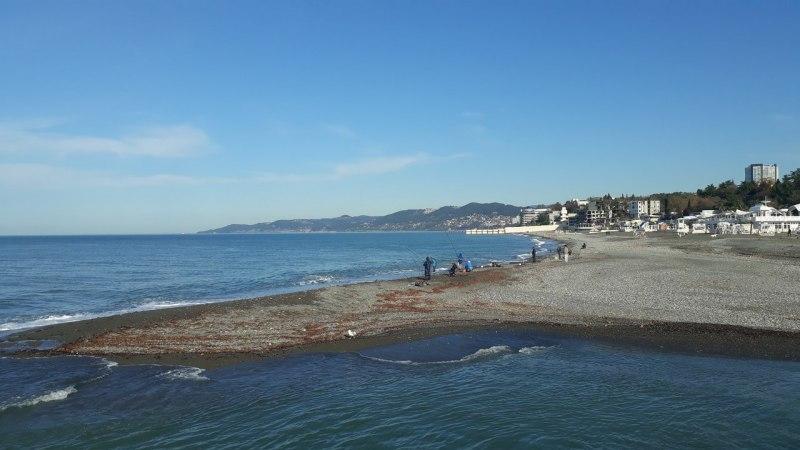 На Кубани нашли около 8 тысяч объектов, сбрасывающих нечистоты в море