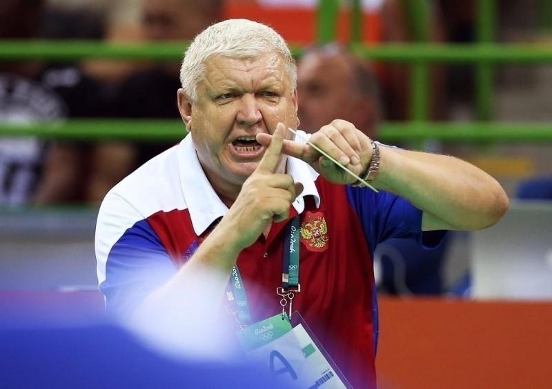 Тренер ГК «Кубань» наставлял команду лежа в больнице