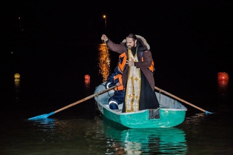 Кондратьев поздравил жителей Кубани с Крещением