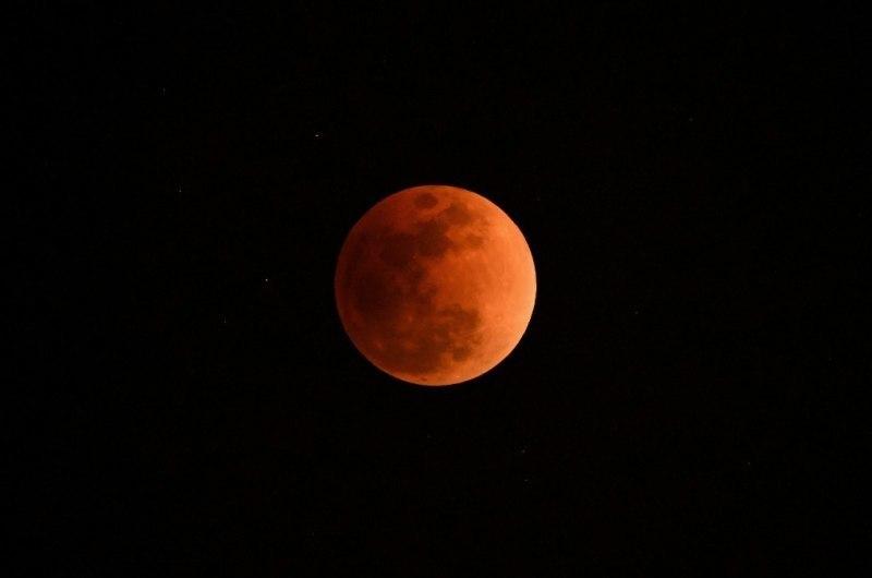 Первое лунное затмение в 2019 году увидят жители Кубани