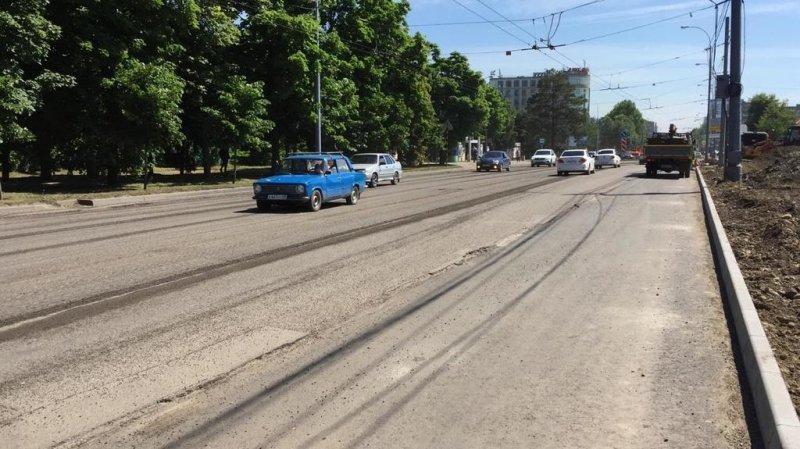На улице Сормовской в Краснодаре добавили четвертую полосу
