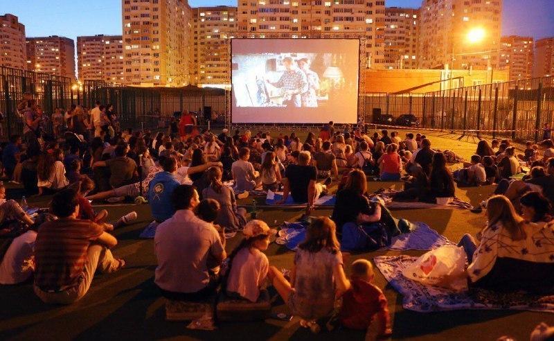 В «Ночь кино» в Краснодаре ограничат движение транспорта