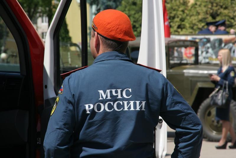 При пожаре в Юбилейном микрорайоне Краснодара эвакуировали 20 человек