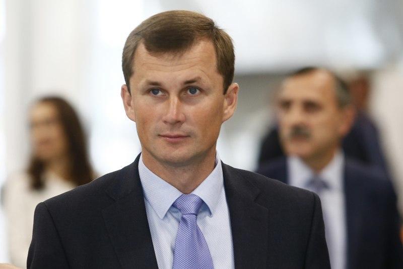 «Мы вновь получили рекордный урожай зерновых», - вице-губернатор Кубани Андрей Коробка