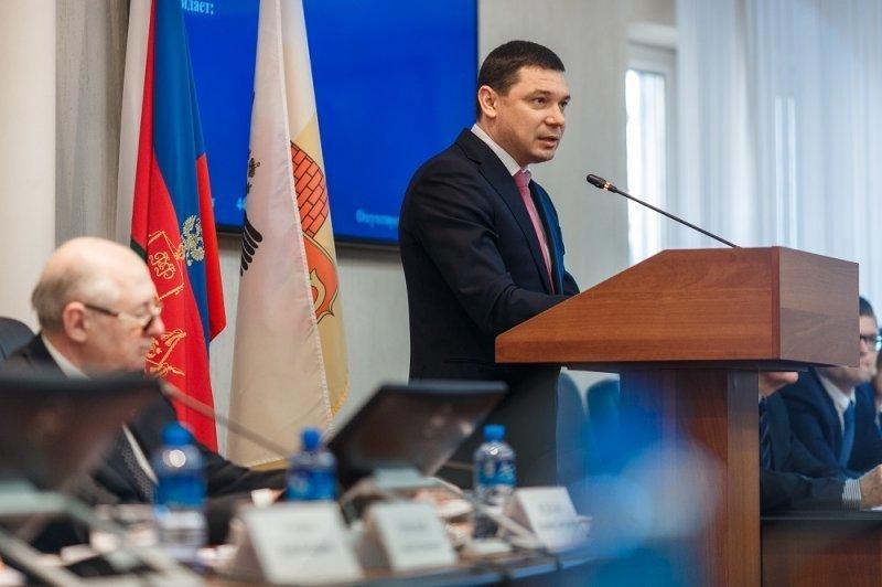 Бюджет Краснодара увеличил доходы, но он остался дефицитным