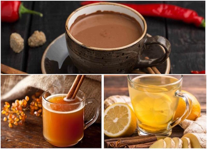 Как приготовить три вкусных осенних напитка