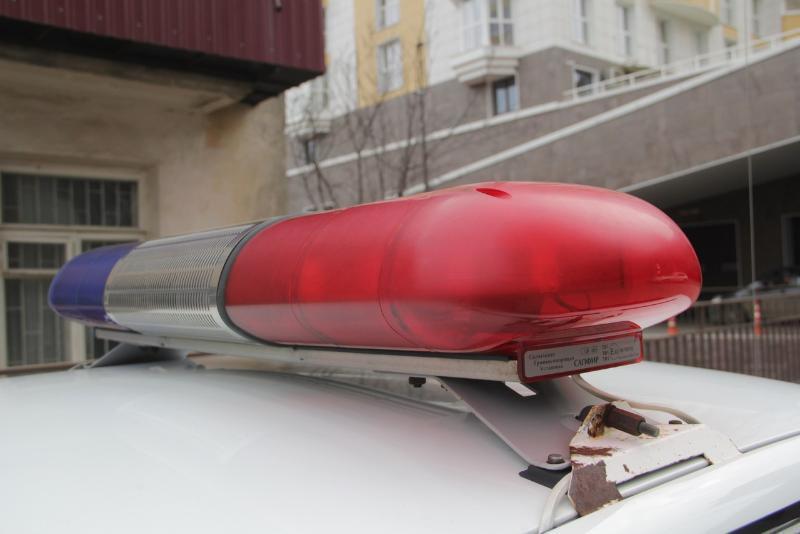 В Краснодаре пассажирский автобус протаранил иномарку