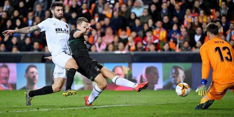 «Краснодар» проиграл «Валенсии», но зато забил на выезде