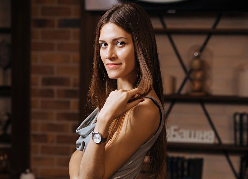 «У меня есть все положительные качества для победы», - участница «Мисс Блокнот Краснодар-2019»