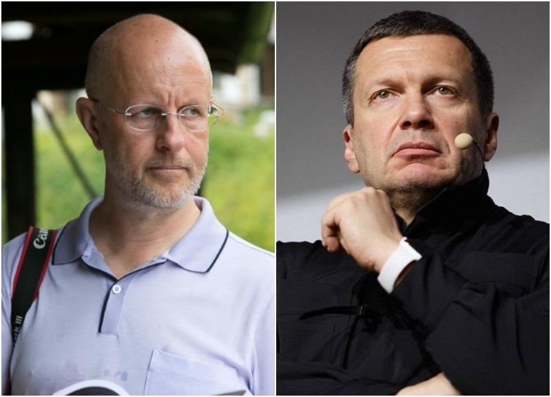 У Дмитрия Пучкова и Владимира Соловьева разошлись мнения о профессоре, расчленившем студентку с Кубани