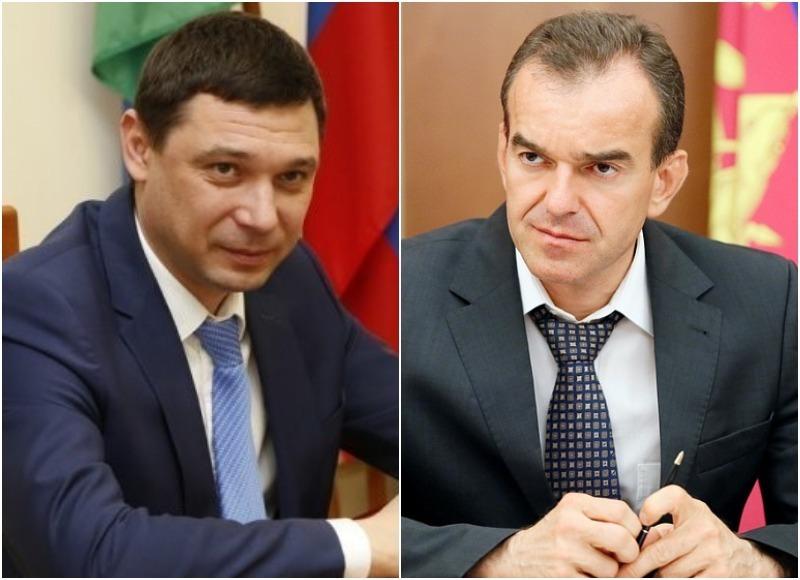 Губернатор Кубани и мэр Краснодара «упали» в рейтинге медиаактивности