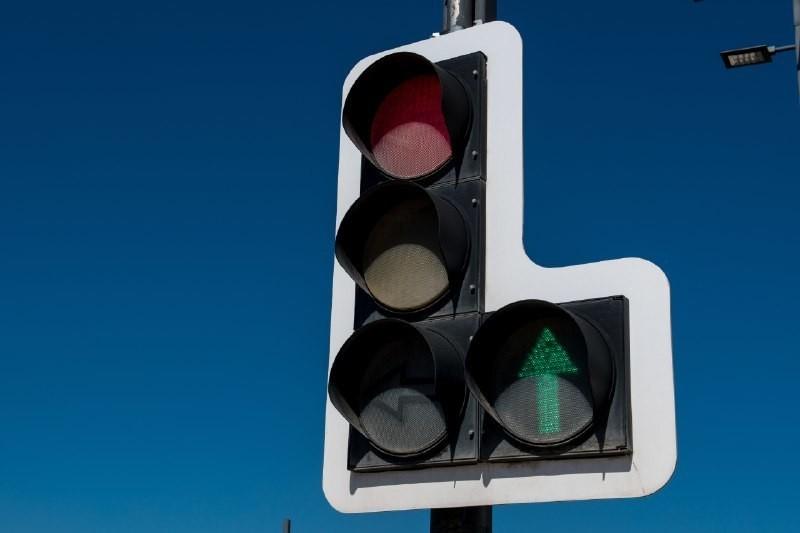 Светофор в районе Дубинки в Краснодаре отключат