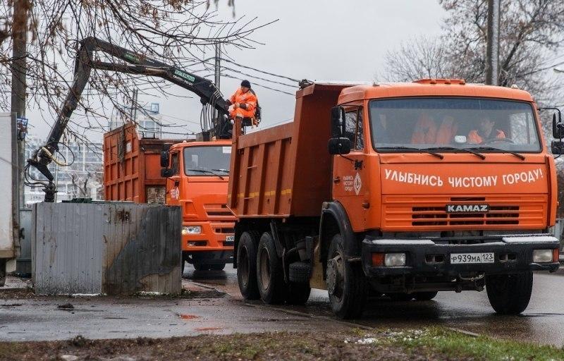 Больше тысячи свалок убрали с улиц Краснодара