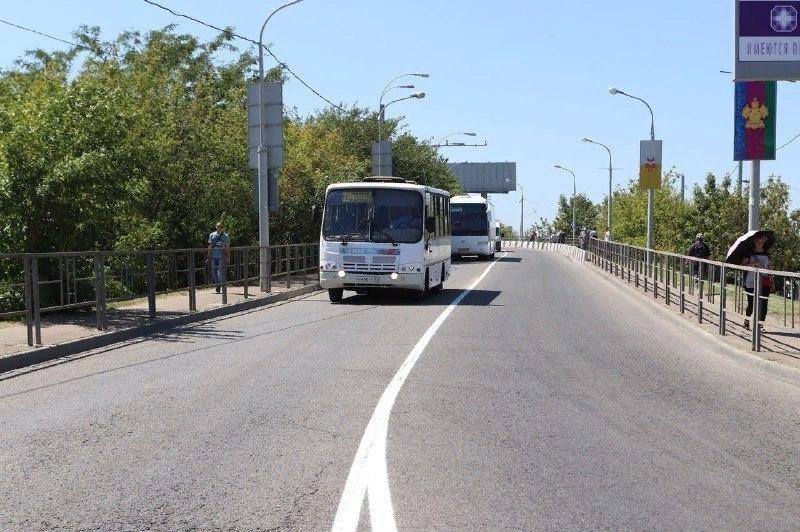 Габаритные рамы против грузовиков установят на мосту в Краснодаре