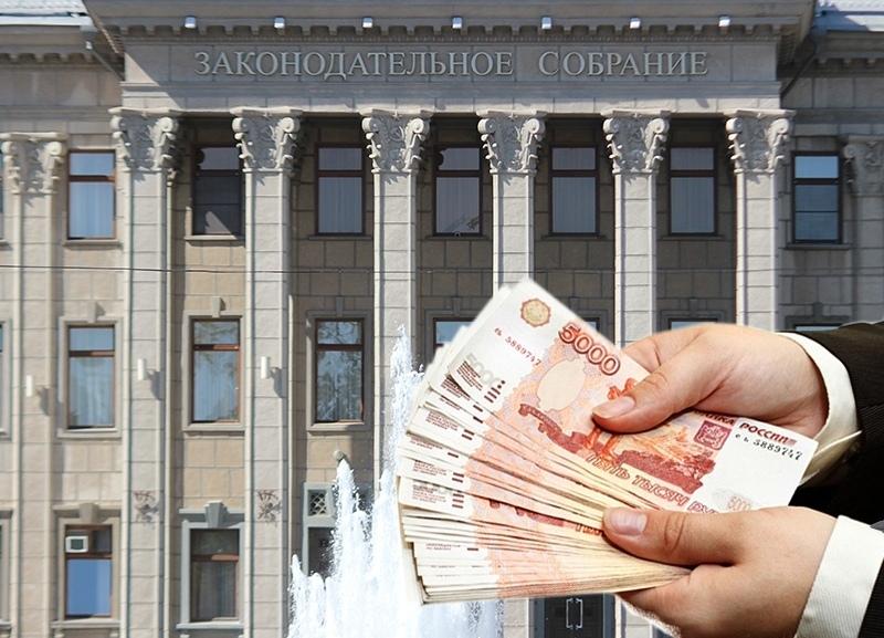 ТОП-3 богатейших депутатов Госдумы от Краснодарского края