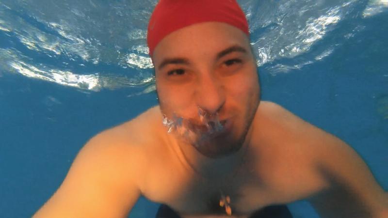 Участники проекта «Сбросить Лишнее» ушли под воду
