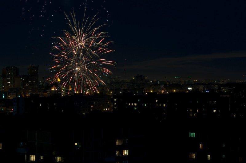 Стало известно, где и во сколько в Краснодаре будет салют на Новый год