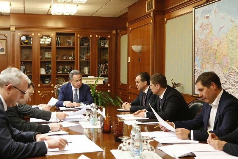На поддержку Кубани выделили 17,5 млрд рублей