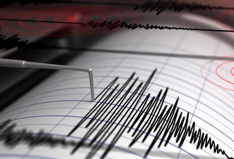 На Кубани в Черном море произошло землетрясение