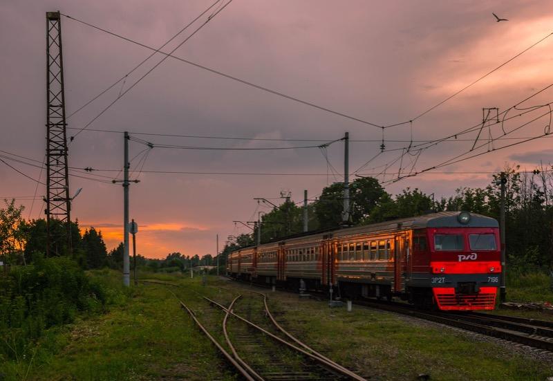 Проезд в пригородных электричках подорожал на Кубани