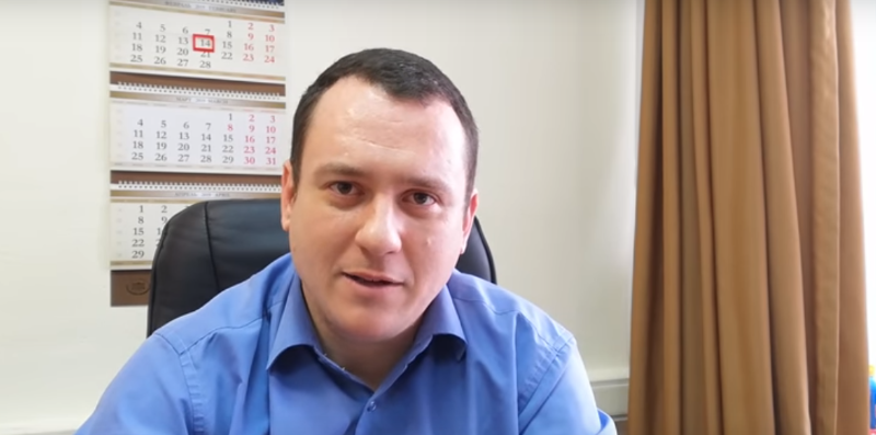 О законах Госдумы и либеральных СМИ порассуждал краснодарский коммунист Сафронов