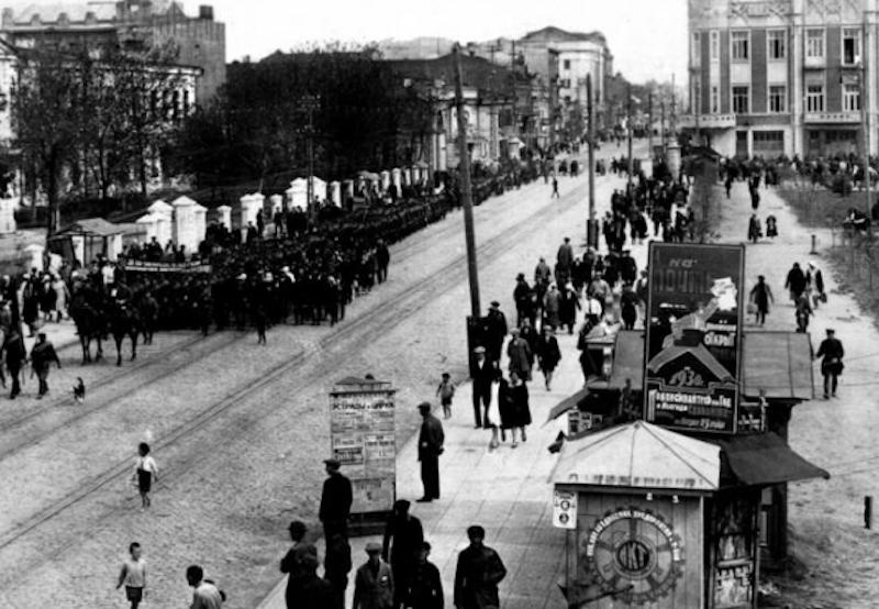 История Краснодара: чем могли похвастаться горожане в 1922 году