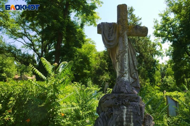 История Краснодара: какие легенды таит в себе Всесвятское кладбище