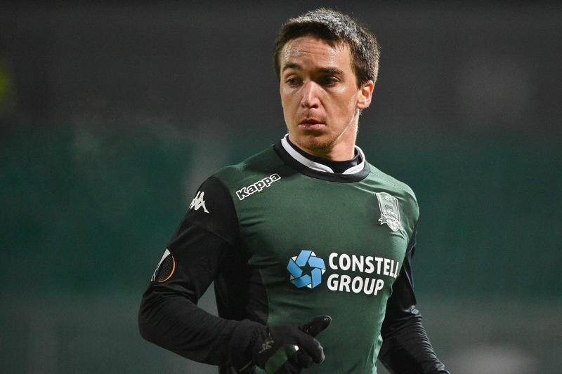 Полузащитник «Краснодара» усомнился в высоких достижениях клуба в этом сезоне