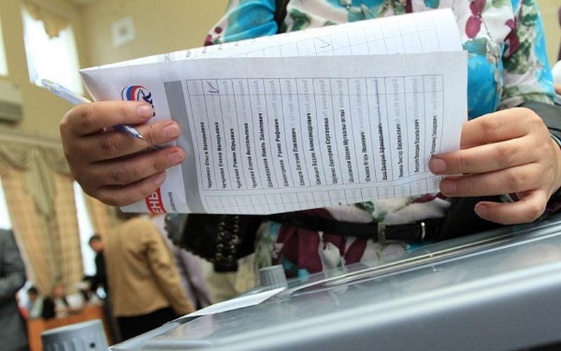 На Кубани состоялось предварительное голосование партии «Единая Россия»