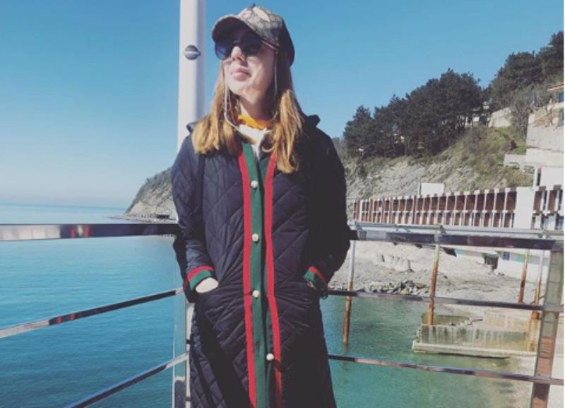 Фотоснимок Подольской под кубанским солнцем расстроил ее фанатов