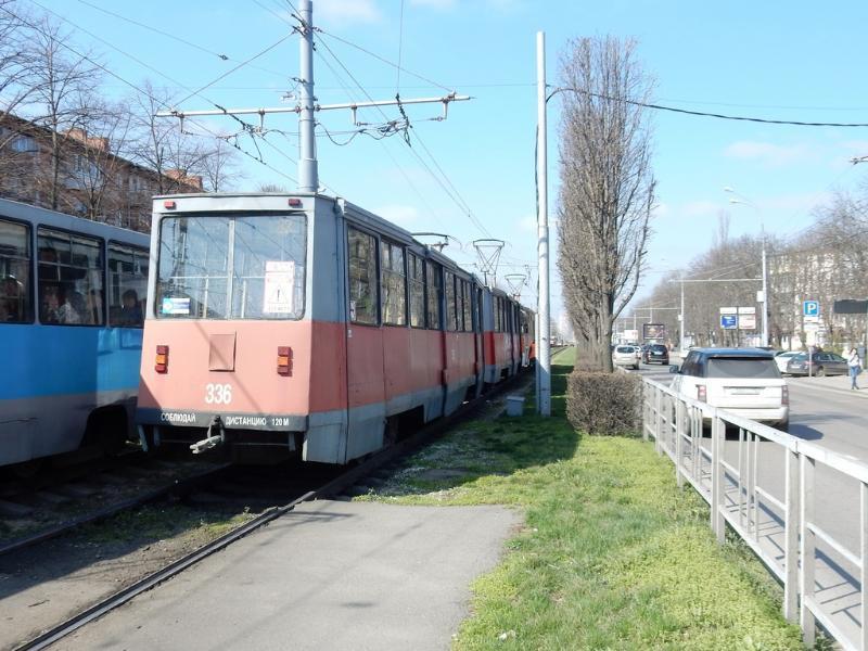 Движение по улице Ставропольской в Краснодаре восстановлено