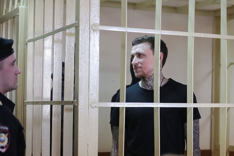 ФК «Краснодар» намерен расторгнуть контракт с Мамаевым после его освобождения из колонии