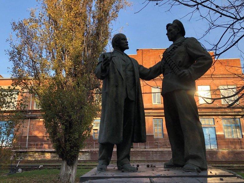 Без политического подтекста: в Краснодаре установят памятник Ленину