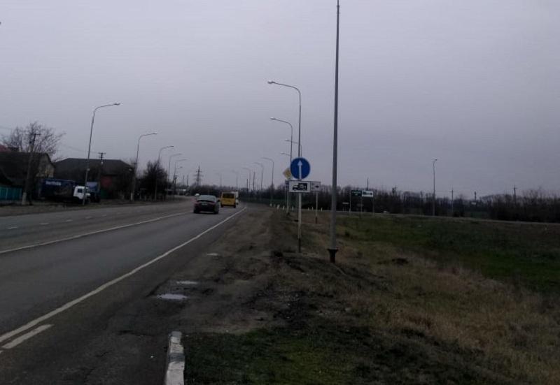 Грузовикам запретили ездить по станице Старокорсунской